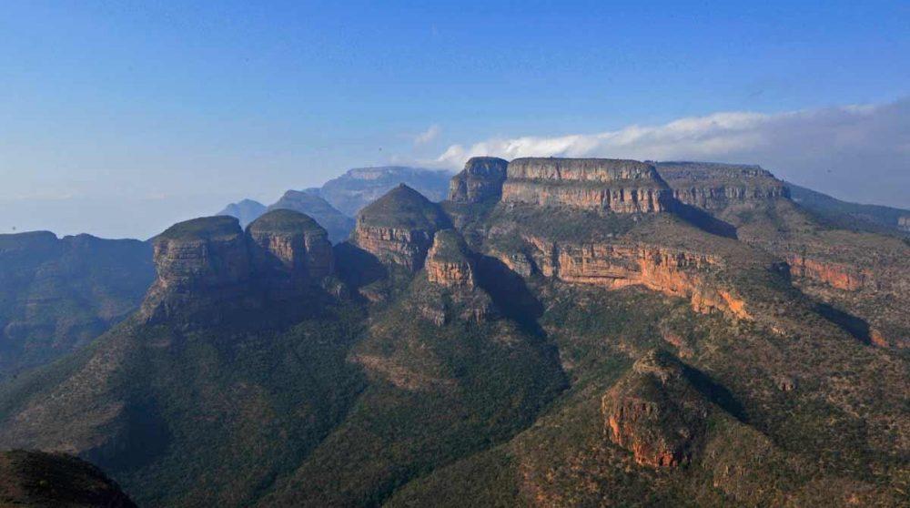 Le Blyde River Canyon, Mpumalanga