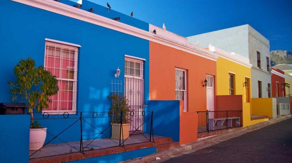 Le quartier de Bo Kaap à Cape Town à découvrir lors de votre voyage en Afrique du Sud