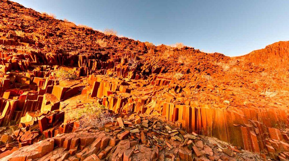 Le Damaraland, une région à découvrir durant votre voyage
