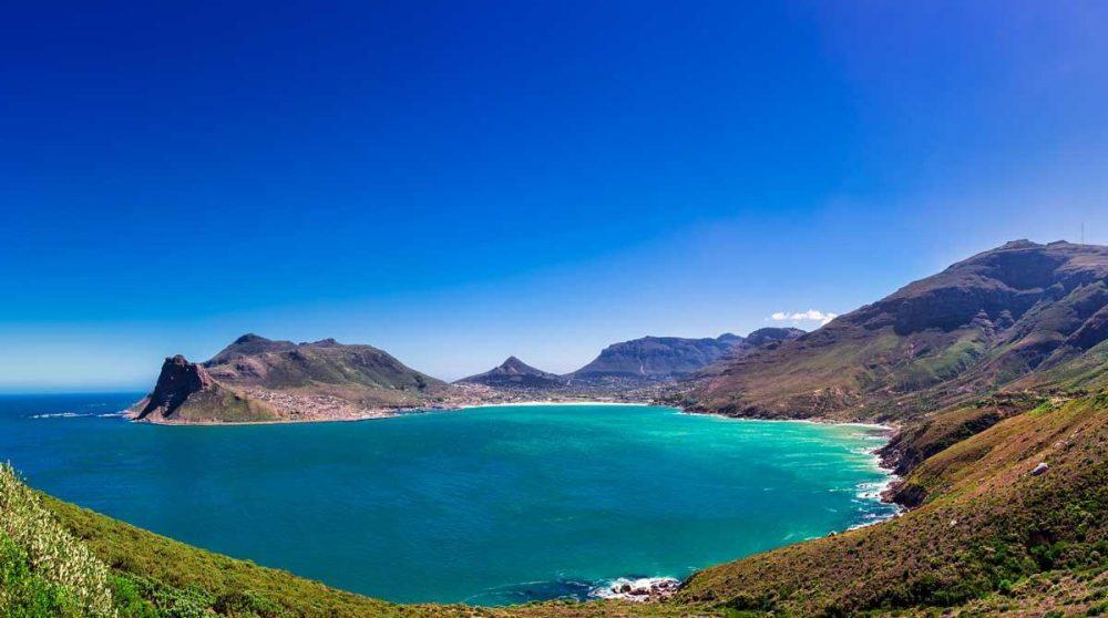 Hout Bay au Cap en Afrique du Sud
