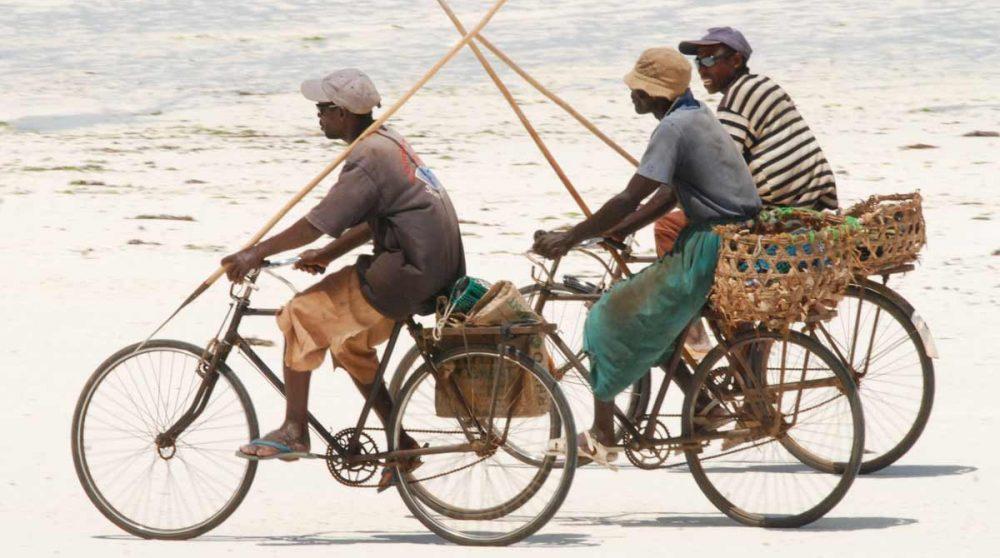 Des locaux à Zanzibar