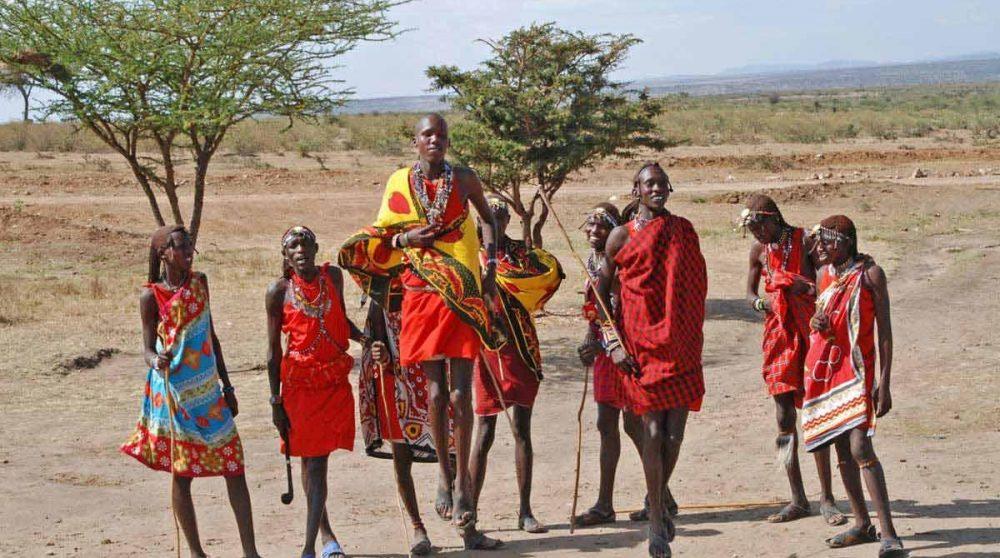Le Masai Mara et ses habitants