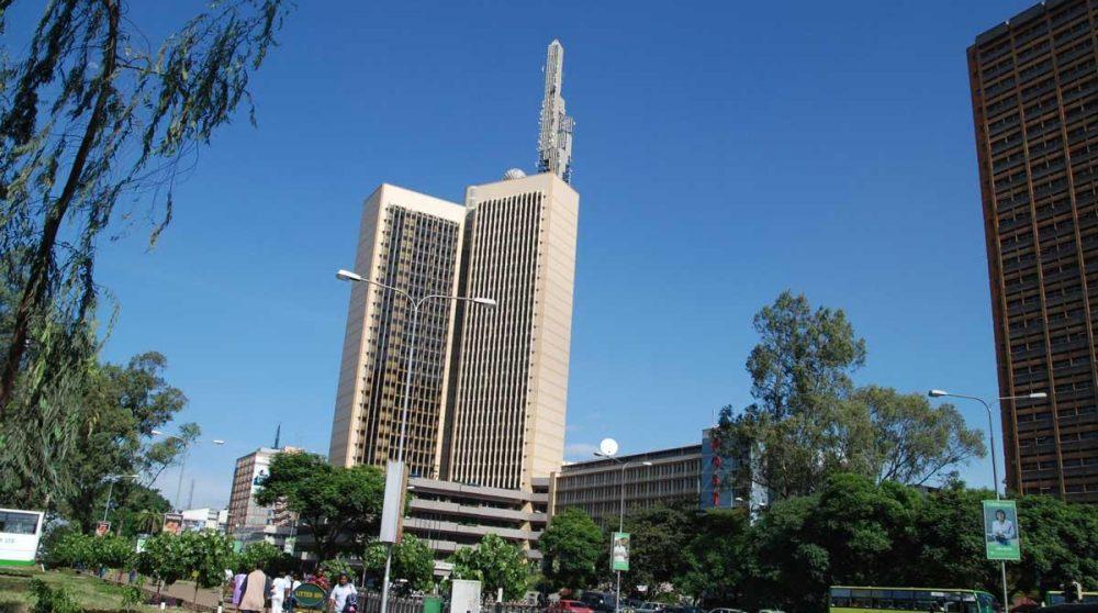Faites une étape à Nairobi