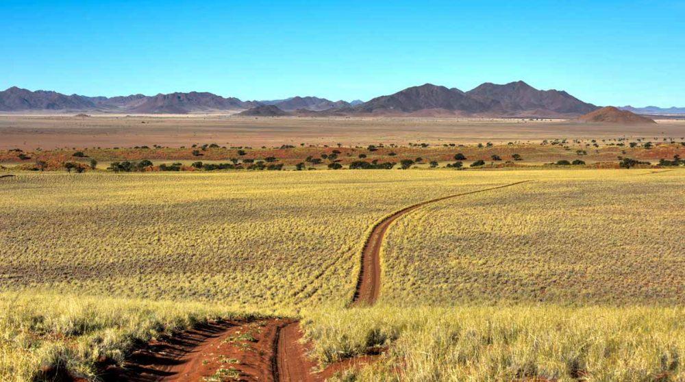 La Namib Rand Reserve