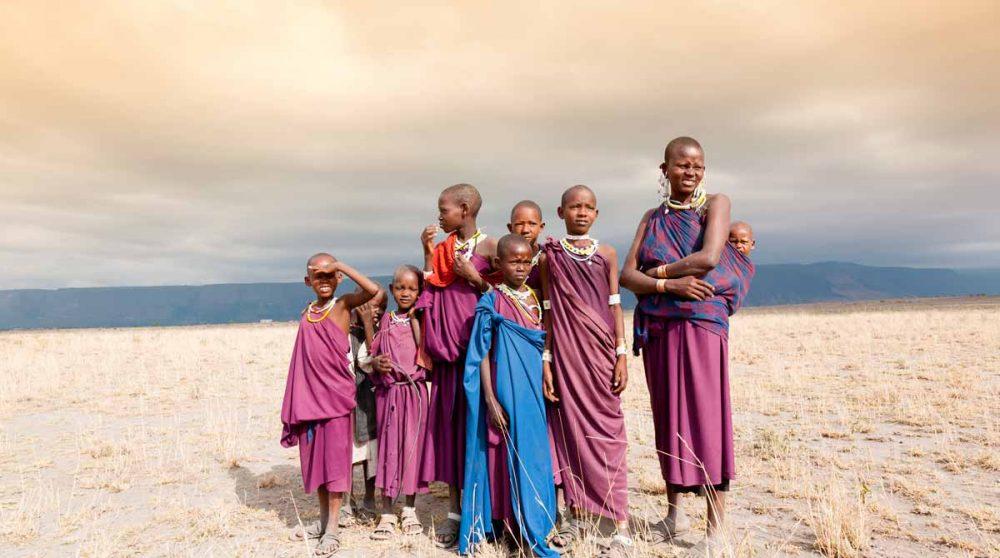 La Ngorongoro Conservation Area