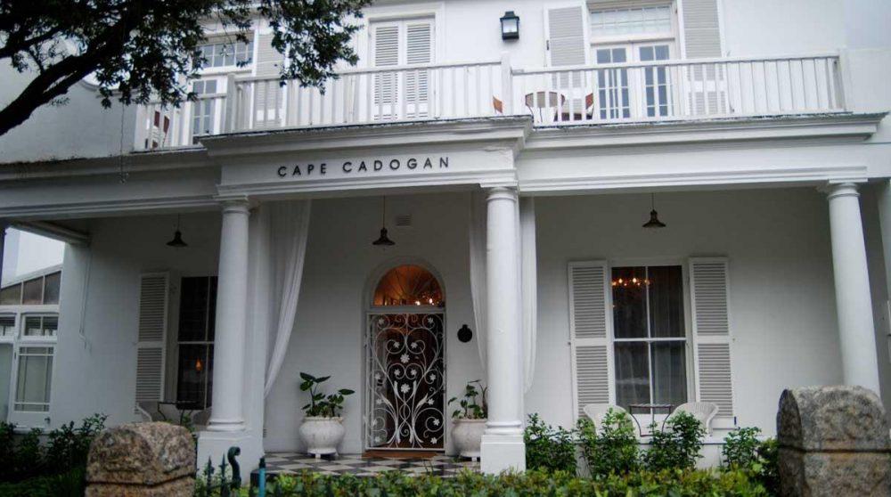 The Cape Cadogan où vous séjournerez à Cape Town