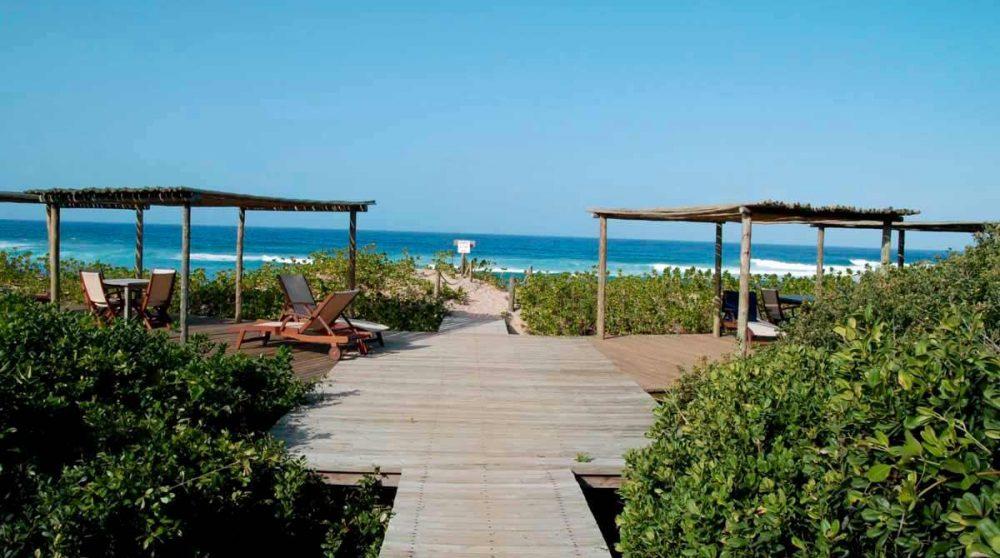 Le Thonga Beach Lodge en Afrique du Sud