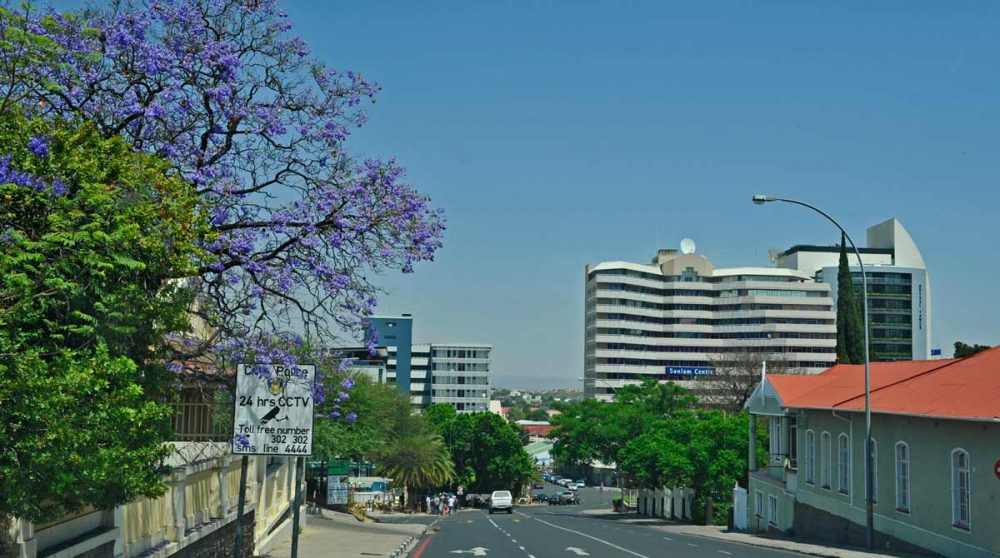 Windhoek, une étape de votre circuit