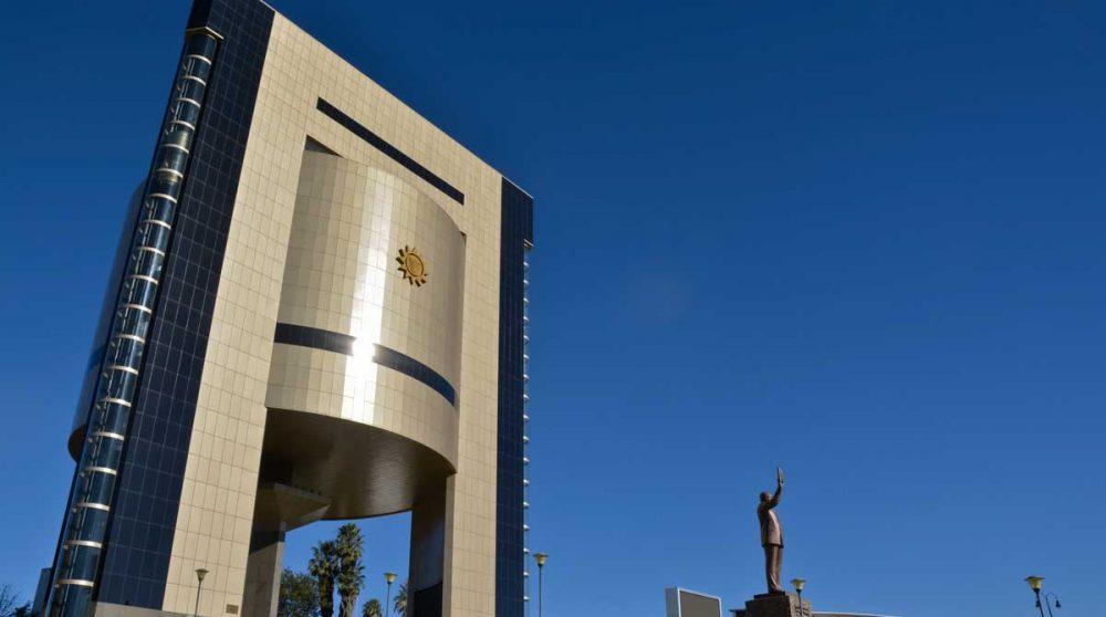 La ville de Windhoek